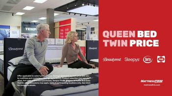 Mattress Firm TV Spot, 'King for a Queen, Free Adjustable Base on Sealy' - Thumbnail 3