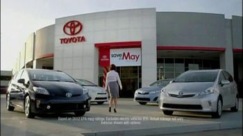 Toyota Save in May Sales Event TV Spot, '2012 Camry'