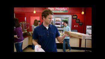 Papa Murphy's Chicken or Beef Taco Grande Pizza TV Spot - Thumbnail 2