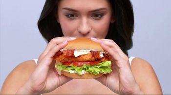 Carl's Jr. Chicken Tenders Sandwich TV Spot - Thumbnail 4