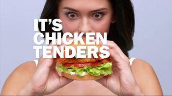Chicken Tenders Sandwich thumbnail