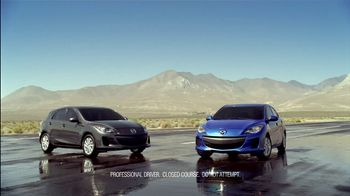 2012 Mazda3 iTouring TV Spot, 'No Compromises'