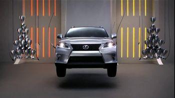 Lexus RX F Sport TV Spot - 602 commercial airings