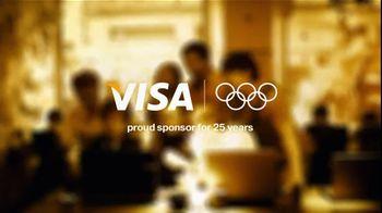 VISA TV Spot, 'Proud Sponsor of Olympics for 25 Years'