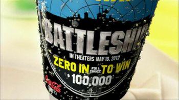Subway TV Spot, 'Zero in to Win Contest'