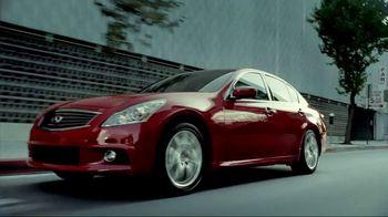 2012 Infiniti G25 AWD Spot TV Spot, 'Limited Engagement Spring Event' - Thumbnail 2