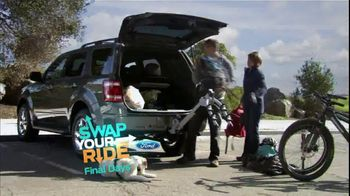 Ford Swap Your Ride TV Spot, 'Final Days'