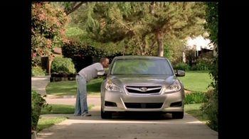 Subaru TV Spot, 'Baby Driver'