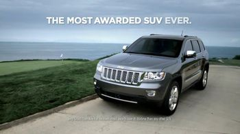 Jeep Grand Cherokee TV Spot, 'Tee Time' Song by Johnny Cash - Thumbnail 4