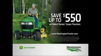 John Deere Lawn Tractors TV Spot, 'Too Easy' - Thumbnail 6