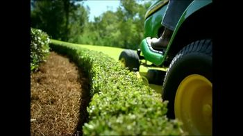 John Deere Lawn Tractors TV Spot, 'Too Easy'