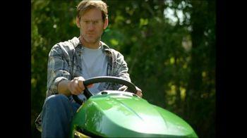 John Deere Lawn Tractors TV Spot, 'Too Easy' - Thumbnail 4