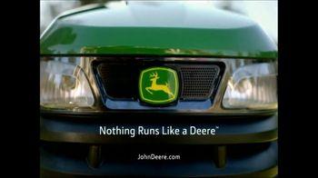 John Deere Lawn Tractors TV Spot, 'Too Easy' - Thumbnail 5