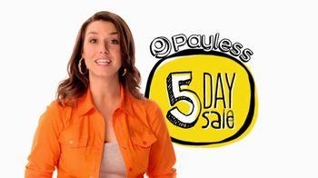 Payless 5-Day Sale TV Spot - Thumbnail 1