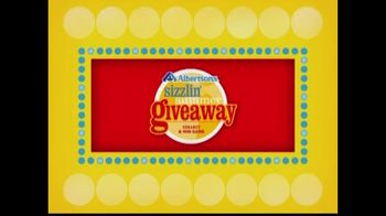 Albertsons TV Spot, 'Sizzlin' Summer Giveaway ' - Thumbnail 1