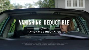 Nationwide Insurance Vanishing Deductible TV Spot, 'Car Interview' - Thumbnail 5