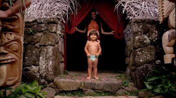 Huggies Hawaiian Diapers TV Spot - Thumbnail 1