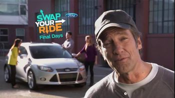 Ford Swap Your Ride TV Spot, 'Three Friends' - Thumbnail 1