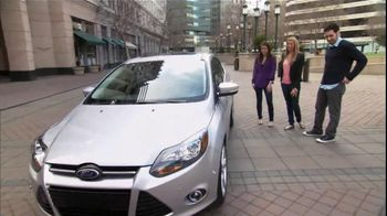 Ford Swap Your Ride TV Spot, 'Three Friends'