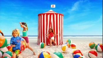 Target TV Spot, 'Summer Clothes on the Beach'