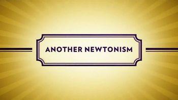 Triple Berry Newtons TV Spot, 'Another Newtonism' - Thumbnail 1