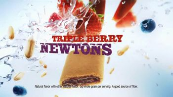 Triple Berry Newtons TV Spot, 'Another Newtonism' - Thumbnail 3