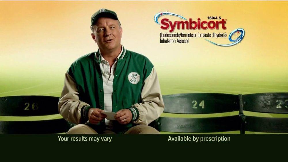 Symbicort TV Commercial, 'Baseball'