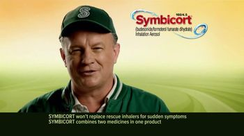 Symbicort TV Spot, 'Baseball' - Thumbnail 3
