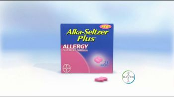 Alka-Seltzer Plus Allergy TV Spot, '$2 Coupon'