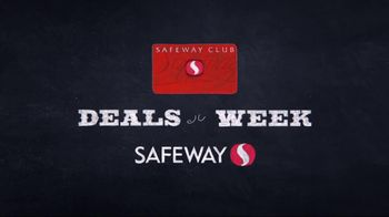 Safeway Deals of the Week TV Spot, \'Arrowhead and Heinz\'