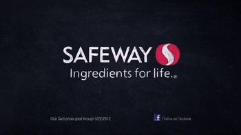 Safeway Deals of the Week TV Spot, 'Arrowhead and Heinz' - Thumbnail 7