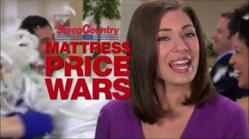 Sleep Country TV Spot for Mattress Price Wars - Thumbnail 6