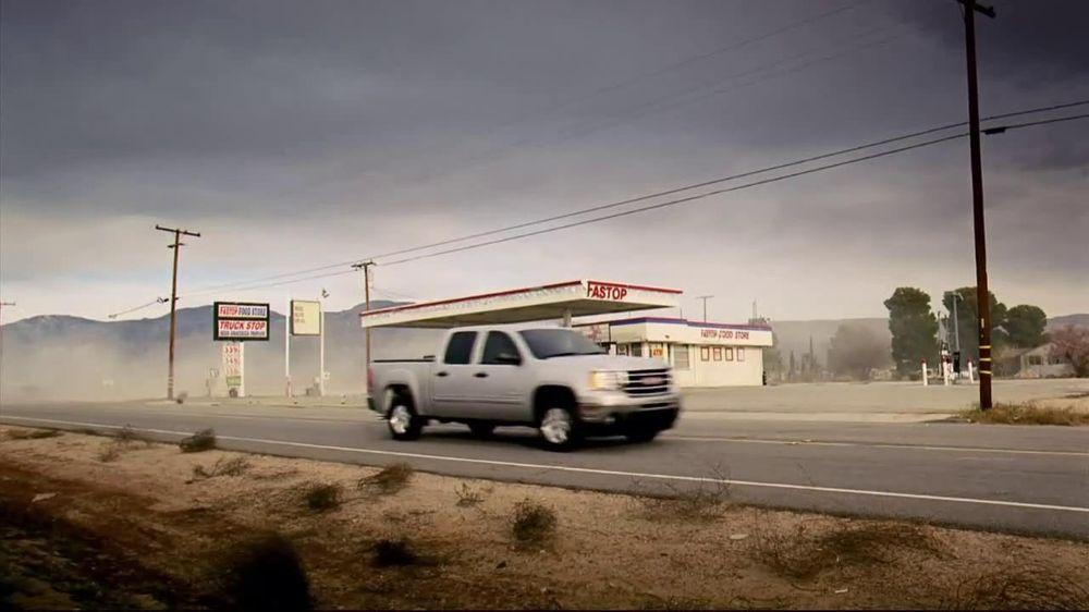 2012 GMC Sierra TV Commercial, 'Fuel Efficiency' [T2]