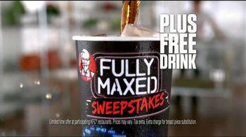 KFC Fully Maxed Meal TV Spot - Thumbnail 3