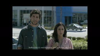 2012 Honda Civic TV Spot, 'Buttons' - 556 commercial airings