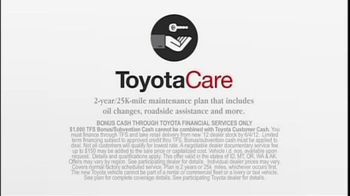 Toyota Save in May Sales Event TV Spot, '2012 Tundra' - Thumbnail 4