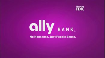 Ally Bank Live Customer Care TV Spot