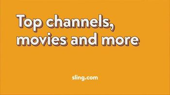Sling TV Spot, 'Don't Go Out: Top Channels' Featuring Maya Rudolph - Thumbnail 9