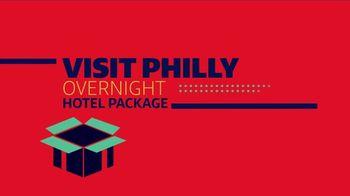 Visit Philadelphia Overnight Hotel Package TV Spot, 'Get Away: Spring' - Thumbnail 3