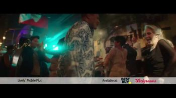 GreatCall Lively Mobile Plus TV Spot, 'Dancing: $24.99' - Thumbnail 5