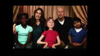 SeriousFun Children's Network TV Spot Featuring Bruce Willis, Julia Roberts - 201 commercial airings
