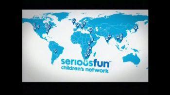 SeriousFun Children's Network TV Spot Featuring Bruce Willis, Julia Roberts - Thumbnail 5