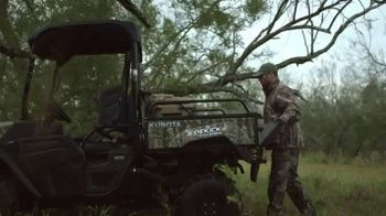 Kubota Sidekick TV Spot, 'Get Ready for Hunting Season' - Thumbnail 2