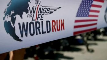 Wings for Life TV Spot, '2020 World Run' - Thumbnail 1