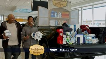 Chevrolet Truckloads of Hope Event TV Spot, 'A Fresh Start' [T2] - Thumbnail 5