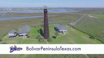 Bolivar Peninsula Tourism and Visitors Center TV Spot, '27 Miles of Beachfront Paradise' - Thumbnail 1