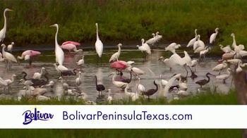 Bolivar Peninsula Tourism and Visitors Center TV Spot, '27 Miles of Beachfront Paradise' - Thumbnail 3
