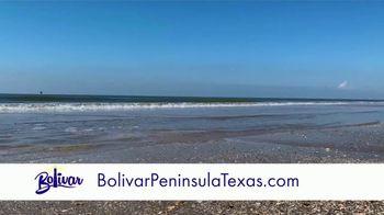 Bolivar Peninsula Tourism and Visitors Center TV Spot, '27 Miles of Beachfront Paradise' - Thumbnail 4