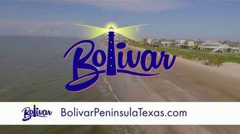 Bolivar Peninsula Tourism and Visitors Center TV Spot, '27 Miles of Beachfront Paradise' - Thumbnail 5