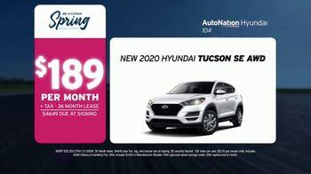 AutoNation TV Spot, 'Go Time: 2020 Tucson SE AWD' - Thumbnail 3